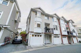 "Photo 1: 89 19551 66 Avenue in Surrey: Clayton Townhouse for sale in ""Manhattan Skye"" (Cloverdale)  : MLS®# R2505434"