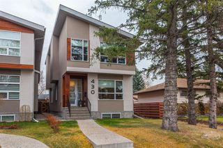 Photo 1: 430 36 Street SW in Calgary: Spruce Cliff Detached for sale : MLS®# A1049235