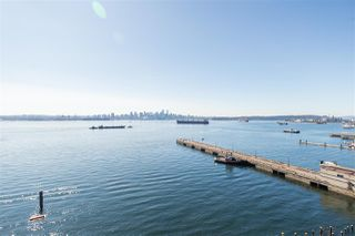 "Main Photo: 901 185 VICTORY SHIP Way in North Vancouver: Lower Lonsdale Condo for sale in ""CASCADE EAST AT THE PIER"" : MLS®# R2518782"
