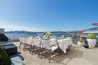 "Photo 21: 901 185 VICTORY SHIP Way in North Vancouver: Lower Lonsdale Condo for sale in ""CASCADE EAST AT THE PIER"" : MLS®# R2518782"