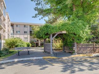 Photo 1: 318 3225 Eldon Pl in : SW Rudd Park Condo for sale (Saanich West)  : MLS®# 861855