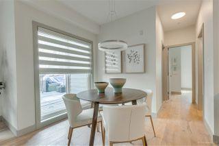 "Photo 1: 209 6968 ROYAL OAK Avenue in Burnaby: Metrotown Condo for sale in ""SAAVIN"" (Burnaby South)  : MLS®# R2526590"