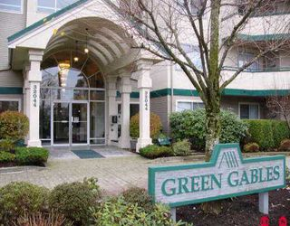 "Photo 1: 212 32044 OLD YALE RD in Abbotsford: Abbotsford West Condo for sale in ""Green Gables"" : MLS®# F2525292"