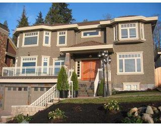 Photo 1: 7371 UNION ST in Burnaby: Simon Fraser Univer. House for sale (Burnaby North)  : MLS®# V567515