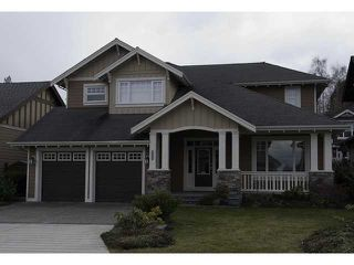 "Photo 1: 5314 SPETIFORE in Tsawwassen: Tsawwassen Central House for sale in ""PARK GROVE ESTATES"" : MLS®# V874697"