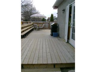 Photo 16: 42 THURLBY Road in WINNIPEG: North Kildonan Residential for sale (North East Winnipeg)  : MLS®# 1107207