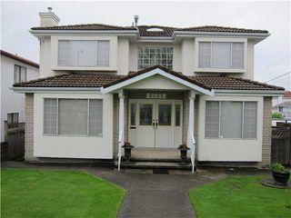 Photo 1: 6131 TYNE Street in Vancouver: Killarney VE House for sale (Vancouver East)  : MLS®# V888948