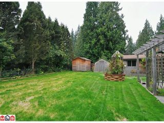 "Photo 10: 20508 42A Avenue in Langley: Brookswood Langley House for sale in ""BROOKSWOOD"" : MLS®# F1124582"