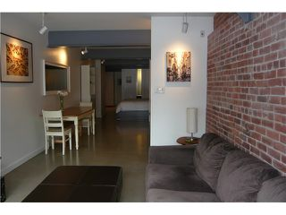 Photo 3: 201 53 W HASTINGS Street in Vancouver: Downtown VW Condo for sale (Vancouver West)  : MLS®# V988789