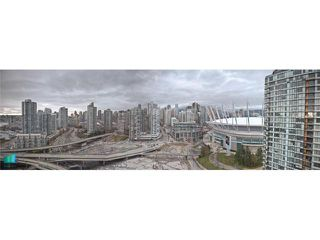 Photo 1: # 2601 918 COOPERAGE WY in Vancouver: Yaletown Condo for sale (Vancouver West)  : MLS®# V1000259