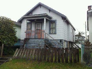 Main Photo: 3323 Parker Street in Vancouver: Renfrew VE House for sale (Vancouver East)  : MLS®# V931155