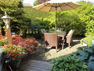 "Photo 13: 42 11751 KING Road in Richmond: Ironwood Townhouse for sale in ""KINGSWOOD DOWNES"" : MLS®# V1031783"