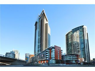 """Photo 1: # 510 1372 SEYMOUR ST in Vancouver: Downtown VW Condo for sale in """"The Mark"""" (Vancouver West)  : MLS®# V1038362"""
