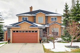 Photo 1: 40 HAWKMOUNT Heights NW in CALGARY: Hawkwood Residential Detached Single Family for sale (Calgary)  : MLS®# C3614590