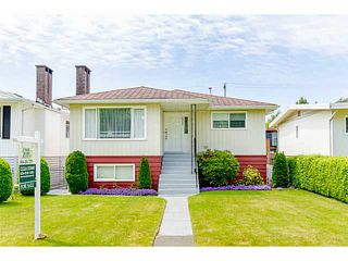 Photo 1: 4327 ATLIN Street in Vancouver: Renfrew Heights House for sale (Vancouver East)  : MLS®# V1068051