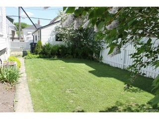 Photo 15: 645 Ashburn Street in WINNIPEG: West End / Wolseley Residential for sale (West Winnipeg)  : MLS®# 1412806