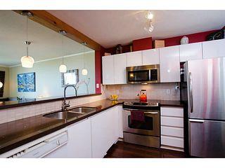 """Main Photo: 306 8430 JELLICOE Street in Vancouver: Fraserview VE Condo for sale in """"BOARDWALK"""" (Vancouver East)  : MLS®# V1068387"""