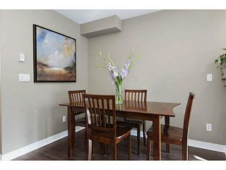 "Photo 7: 84 1561 BOOTH Avenue in Coquitlam: Maillardville Townhouse for sale in ""THE COURCELLES"" : MLS®# V1087510"