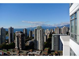 "Photo 1: 2508 1308 HORNBY Street in Vancouver: Downtown VW Condo for sale in ""Salt"" (Vancouver West)  : MLS®# V1091971"