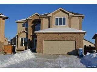 Photo 1: 71 Mike Ruta Court in WINNIPEG: West Kildonan / Garden City Residential for sale (North West Winnipeg)  : MLS®# 1500217