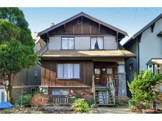 "Photo 1: 1335 - 1337 WALNUT Street in Vancouver: Kitsilano House for sale in ""Kits Point"" (Vancouver West)  : MLS®# V1103862"