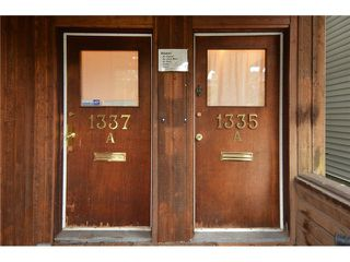 "Photo 2: 1335 - 1337 WALNUT Street in Vancouver: Kitsilano House for sale in ""Kits Point"" (Vancouver West)  : MLS®# V1103862"