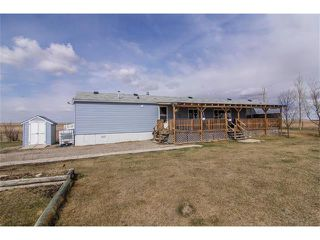 Photo 1: 241003 RR235: Rural Wheatland County House for sale : MLS®# C4005780