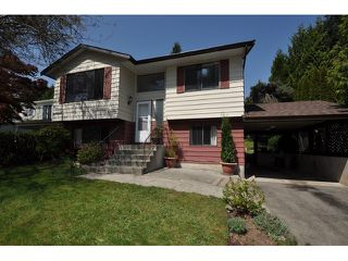 Photo 1: 32305 PTARMIGAN Drive in Mission: Mission BC House for sale : MLS®# F1440606