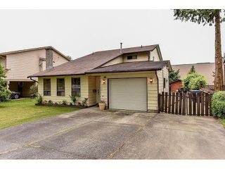 "Photo 1: 14526 85A Avenue in Surrey: Bear Creek Green Timbers House for sale in ""GREEN TIMBERS"" : MLS®# F1442666"