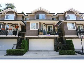 "Photo 1: 56 11720 COTTONWOOD Drive in Maple Ridge: Cottonwood MR Townhouse for sale in ""COTTONWOOD GREEN"" : MLS®# V1138671"