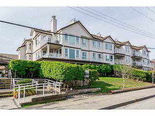 "Photo 1: 101 17730 58A Avenue in Surrey: Cloverdale BC Condo for sale in ""Derby Downs"" (Cloverdale)  : MLS®# F1450852"