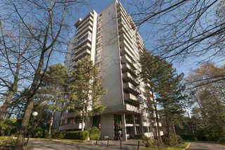 "Photo 1: 1104 2060 BELLWOOD Avenue in Burnaby: Brentwood Park Condo for sale in ""VANTAGE POINT II"" (Burnaby North)  : MLS®# R2022257"