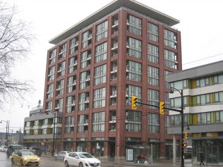 """Photo 1: 808 2689 KINGSWAY in Vancouver: Collingwood VE Condo for sale in """"SKYWAY TOWER"""" (Vancouver East)  : MLS®# R2041971"""