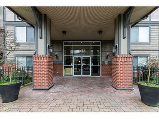 "Photo 2: 316 2468 ATKINS Avenue in Port Coquitlam: Central Pt Coquitlam Condo for sale in ""BOURDEAUX"" : MLS®# R2046100"