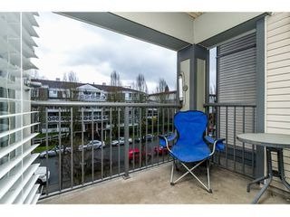 "Photo 13: 316 2468 ATKINS Avenue in Port Coquitlam: Central Pt Coquitlam Condo for sale in ""BOURDEAUX"" : MLS®# R2046100"