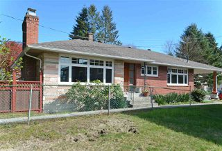 Main Photo: 1508 MILFORD Avenue in Coquitlam: Central Coquitlam House for sale : MLS®# R2050796