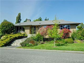 Photo 1: 3340 Woodburn Avenue in VICTORIA: OB Henderson Single Family Detached for sale (Oak Bay)  : MLS®# 364361