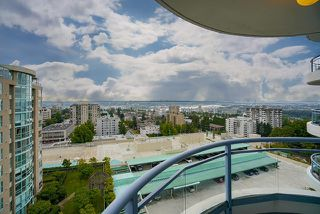 """Photo 19: 1603 739 PRINCESS Street in New Westminster: Uptown NW Condo for sale in """"BERKLEY PLACE"""" : MLS®# R2104149"""
