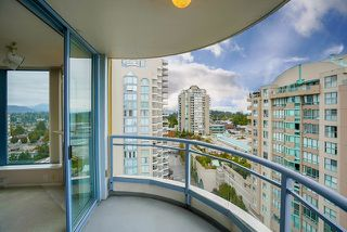 """Photo 10: 1603 739 PRINCESS Street in New Westminster: Uptown NW Condo for sale in """"BERKLEY PLACE"""" : MLS®# R2104149"""