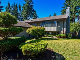 Photo 1: 714 KALMAR ROAD in CAMPBELL RIVER: CR Campbell River Central House for sale (Campbell River)  : MLS®# 741972