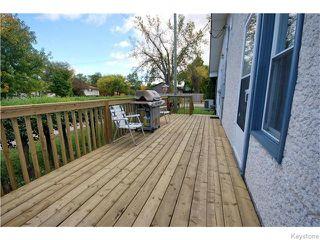 Photo 27: 143 Worthington Avenue in Winnipeg: Residential for sale (2D)  : MLS®# 1625710