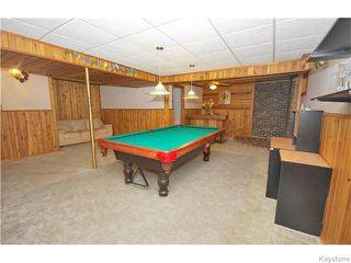 Photo 24: 143 Worthington Avenue in Winnipeg: Residential for sale (2D)  : MLS®# 1625710