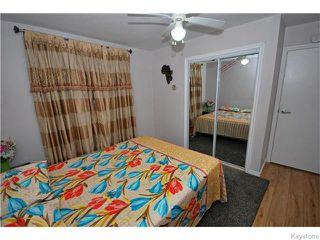 Photo 21: 143 Worthington Avenue in Winnipeg: Residential for sale (2D)  : MLS®# 1625710