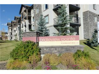 Photo 1: 2118 8 BRIDLECREST Drive SW in Calgary: Bridlewood Condo for sale : MLS®# C4089124