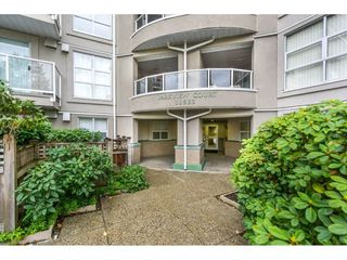 """Photo 1: 306 10533 UNIVERSITY Drive in Surrey: Whalley Condo for sale in """"PARKVIEW COURT"""" (North Surrey)  : MLS®# R2135472"""