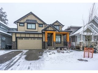 Photo 1: 20623 85 Avenue in Langley: Willoughby Heights House for sale : MLS®# R2136647