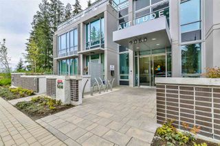 "Main Photo: 702 9060 UNIVERSITY Crescent in Burnaby: Simon Fraser Univer. Condo for sale in ""ALTITUDE"" (Burnaby North)  : MLS®# R2176772"
