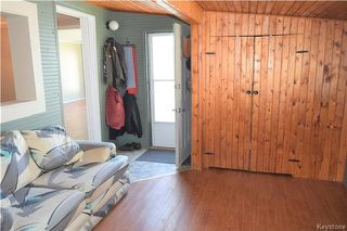 Photo 11: 7 LOUISE Street in St Clements: Pineridge Trailer Park Residential for sale (R02)  : MLS®# 1721037