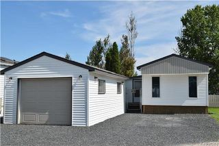 Photo 20: 7 LOUISE Street in St Clements: Pineridge Trailer Park Residential for sale (R02)  : MLS®# 1721037