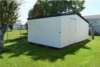 Photo 17: 7 LOUISE Street in St Clements: Pineridge Trailer Park Residential for sale (R02)  : MLS®# 1721037